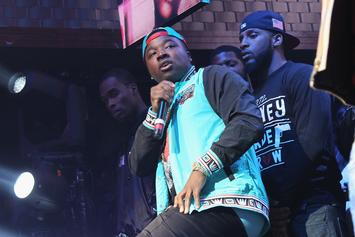 """Troy Ave Hits """"The Breakfast Club"""" & Charlamagne Tha God Skips Out"""
