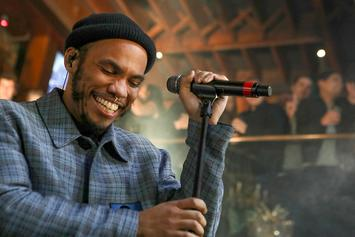 Anderson .Paak Credits Fatherhood With Keeping Him Alive