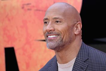 """The Rock Tells Personal Story About Tupac's """"All Eyez On Me"""""""