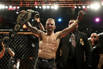 T.J. Dillashaw vs Henry Cejudo Superfight Moved Up From UFC 233