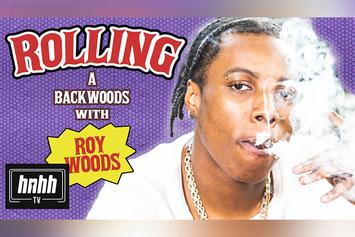 """Roy Woods Dazzles With """"Canadian Weed Knowledge"""" On How To Roll"""