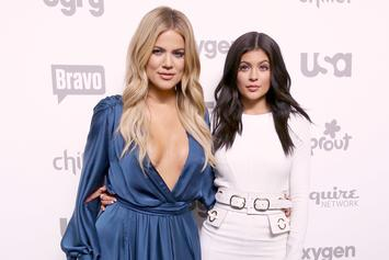 Khloe Kardashian & Kylie Jenner Reportedly Want To Get Pregnant Together Again