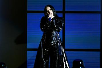 """Demi Lovato's Feeling Hopeful After """"Fall In Line"""" Grammy Nomination"""