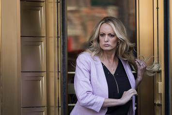 "Stormy Daniels Cancels Strip Club Booking Over ""Homophobic Slander"""