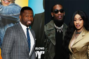 """50 Cent Urges Offset To Get Back With Cardi B: """"Just Kiss Her Ass Man"""""""
