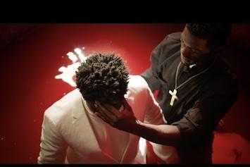 "Kodak Black Embraces Religious Imagery In ""Testimony"" Video"