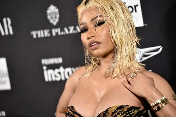 Nicki Minaj Responds To Rape Claims Against New Boyfriend With NSFW Pics