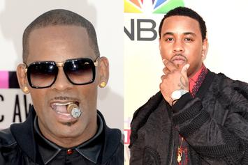 "Jeremih Slides Into ""King Of R&B"" Debate With R. Kelly"