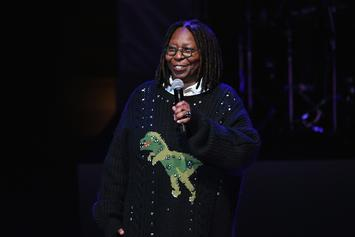 Whoopi Goldberg Volunteers To Host The 2019 Oscars After Kevin Hart Steps Down