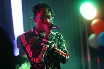 "Rich The Kid's ""The World Is Yours 2"" May Include J. Cole & Travis Scott"