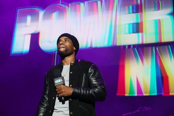"Charlamagne Tha God Picks His ""Kings Of R&B"" & Best Rap Album Of The Year"