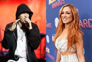 Becky Lynch Found Motivation In Eminem During WWE Tryouts