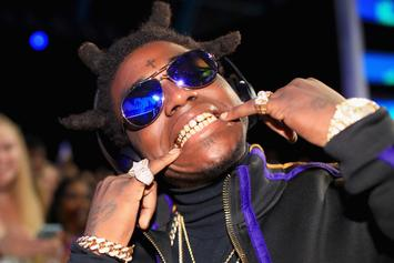 """Kodak Black's """"Dying To Live"""" May Be His First-Ever No. 1 Album: First-Week Projections"""