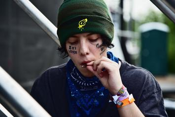 "Lil Xan Defiant After Being ""Detained"" Over Loud Music"