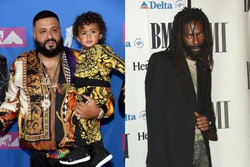 "DJ Khaled & Buju Banton Lock In Studio Time In Jamaica For ""Father Of Asahd"""