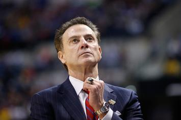 Rick Pitino Returns To Coaching Basketball, Takes Job With Panathinaikos
