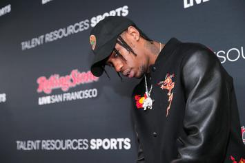 Travis Scott's Super Bowl Spot Draws Mixed Response From Yung Joc & Karrueche