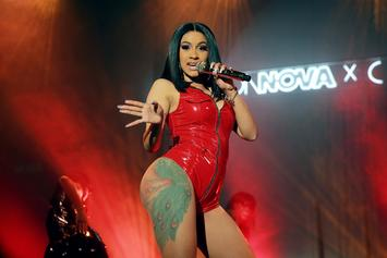 "Cardi B ""Money"" Video Is Very NSFW: Peep The Sexiest GIFs"