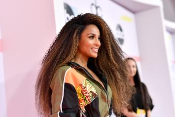 Ciara Surprises Patients At Seattle's Children's Hospital With Christmas Carols