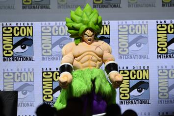 """Dragon Ball Super: Broly"" Premieres In North America"