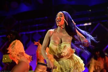 Cardi B Rumoured To Have Requested $1 Million For Super Bowl Performance