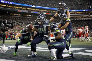 Seattle Seahawks Clinched A Wild-Card Spot Against The Chiefs