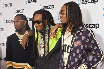 "Migos Read ""'Twas The Night Before Christmas"" As A Rap Song"