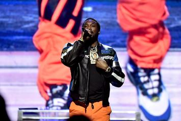 """Meek Mill Encouraged To Get Married By His Son & Jay-Z: """"It's Over For The Thots"""""""