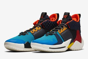 Russell Westbrook's Jordan Why Not Zer0.2 Gets Colorful First Release