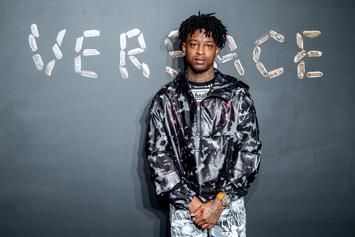 "21 Savage Seemingly Isn't A Huge Fan Of Christmas Carols Such As ""Jingle Bells"""