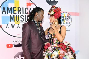 Offset's Purse Splurge For Cardi B Reportedly Cost $106K