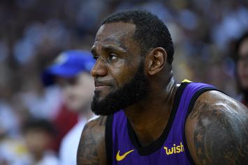 "NBA Sent Out League-Wide ""Anti-Tampering"" Memo Following LeBron's Comments"
