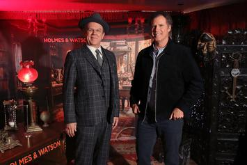 """""""Watson & Holmes"""" Reviewed So Poorly That Sony Tried To Sell It To Netflix"""