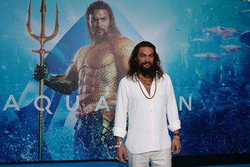 """Aquaman"" Surpasses ""Justice League"" In Just One Week"