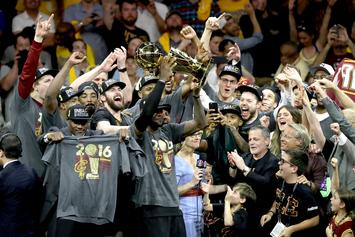 "LeBron James Says 2016 NBA Title Made Him ""The Greatest Player Of All Time"""