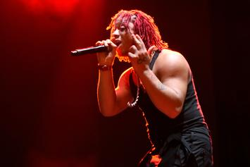 "Trippie Redd Previews New Zaytoven Produced ""Walk And Talk"""