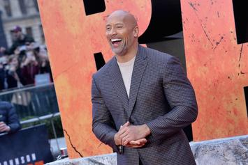"""Dwayne """"The Rock"""" Johnson Bought His Mom A House For Christmas: """"Surprise!"""""""