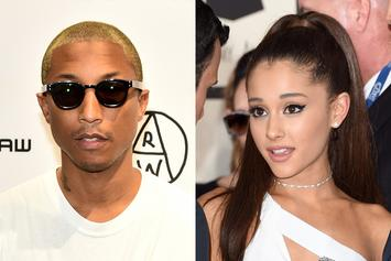 Pharrell Gets Blasted By Ariana Grande Fans For Working On Her New Music