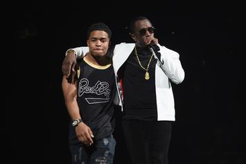 Diddy Sends His Son Justin Dior Some Birthday Love