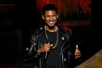 """Usher Debuts """"Perm"""" Hairstyle, Earns First Proper Roast Of 2019"""