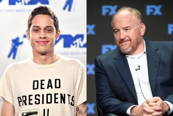 "Pete Davidson Claims Louis C.K. Tried To Get Him Fired From ""SNL"" For Smoking Weed"