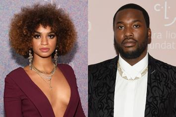 Meek Mill Hotel Room Video Has Fans Attacking Female Artist Melii