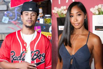 B2K's Lil Fizz & Omarion's Ex Apryl Jones Respond To Dating Rumours