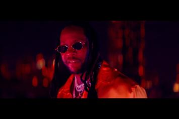 """2 Chainz Has Ladies Fighting Over """"Hot Wings"""" In His New Music Video"""
