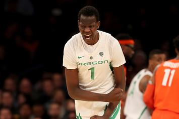 Bol Bol Likely To Miss Remainder Of The Season With Foot Injury