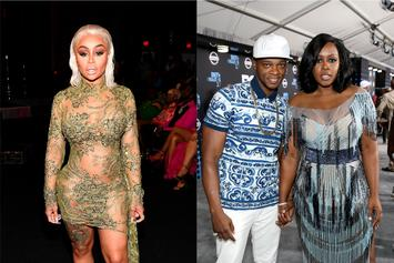 "Blac Chyna, Remy Ma & Papoose Get Freaky On ""Grown & Sexy"""