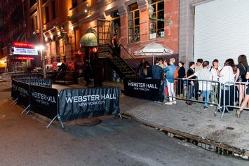 New York's Webster Hall Set To Re-Open In Spring 2019