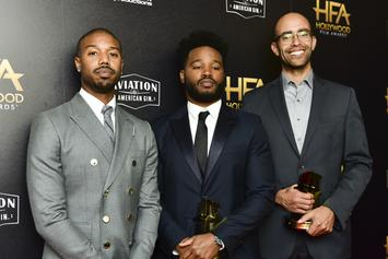 """Black Panther"" Not Winning Any Golden Globes Leaves Fans Very Upset"