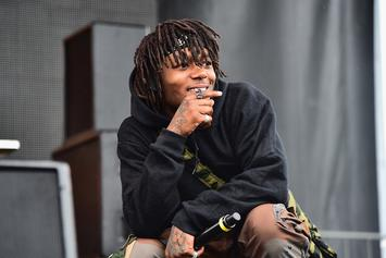 "J.I.D. Marvels At Andre 3000's ""Chonkyfire"" Wordplay"