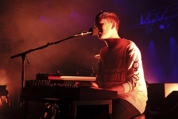 """James Blake Confirms Release Date & Features For """"Assume Form"""""""